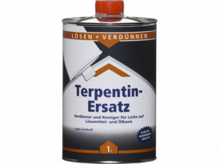 Terpentinersatz, 1L