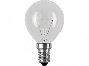Glühlampe, 2er Pack, E14, 40 Watt