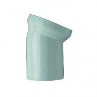 WC-Ablaufbogen 22, weiß