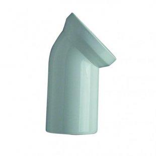 WC-Ablaufbogen 45, weiß