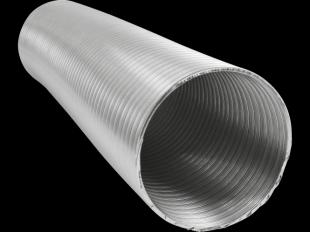 Alu-Flex-Rohr, 2,5 m