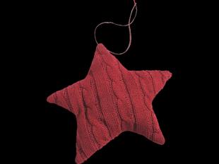 Stern Knuff, rot