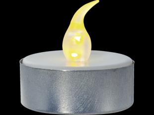 LED Teelicht, 2er-Pack