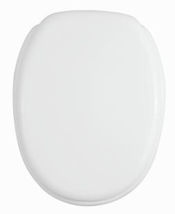 WC-Sitz, weiß