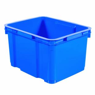 Aufbewahrungsbox UNIBOX III L, blau