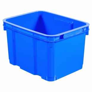 Aufbewahrungsbox UNIBOX III S, blau