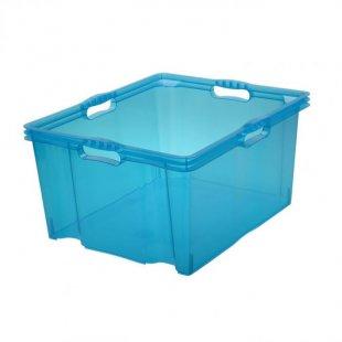 Multi-Box XXL 44L, 52x43x26cm, fresh blue