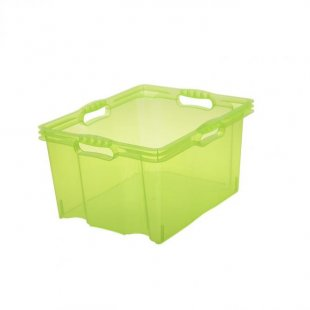 Multi-Box XL 24L, 43x35x23cm, fresh green
