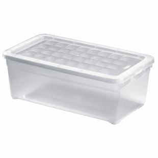Aufbewahrungsbox Simply-Box S, transparent, 6 L