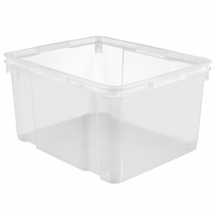 Aufbewahrungsbox UNIBOX III XL, transparent
