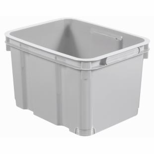 Aufbewahrungsbox UNIBOX III S, grau