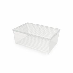 Aufbewahrungsbox Simply-Box XXL, transparent, 45 L
