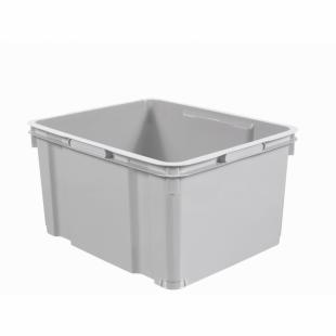 Aufbewahrungsbox UNIBOX III XL, grau