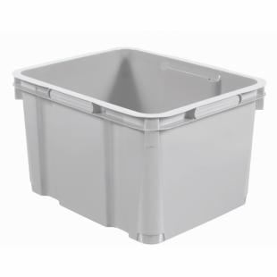 Aufbewahrungsbox UNIBOX III L, grau