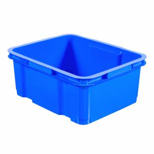 Aufbewahrungsbox UNIBOX III M, blau