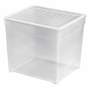 Aufbewahrungsbox Simply-Box XL, transparent, 33 L