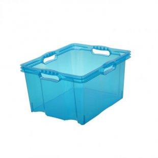 Multi-Box XL 24L, 43x35x23cm, fresh blue