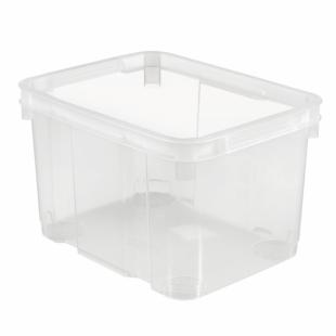 Aufbewahrungsbox UNIBOX III S, transparent