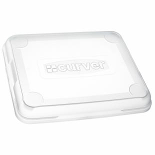 Deckel für Aufbewahrungsbox Unibox III/ 50 L, transparent
