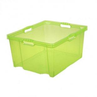 Multi-Box XXL 44L, 52x43x26cm, fresh green