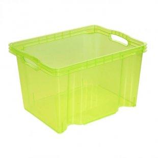 Multi-Box M 13,5L, 35x27x21cm, fresh green