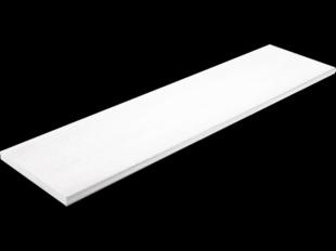Regalboden weiß, 1,6 cm Stärke