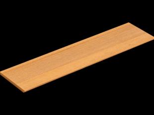 Regalboden Buche , 200x16 mm