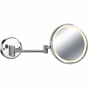 LED-Kosmetikspiegel, schwenkbar