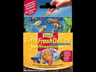 Tetra Fresh Delica Bloodworms 48 g
