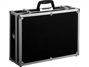 Alu-Koffer schwarz