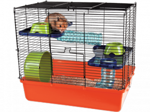 Hamsterkäfig 40x38x30 cm