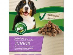 Trockenfutter JUNIOR, 150 g
