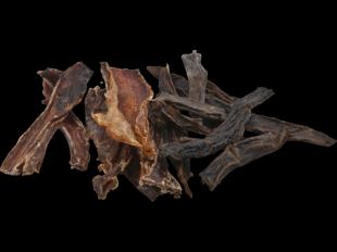 Hundesnack Pferdetrockenfleisch, 100 g