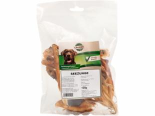 Hundesnack Seezunge, 100 g