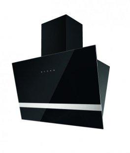 Schräghaube CH24060SA, 60 cm, schwarz