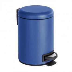 Kosmetik-Treteimer Leman, 3 L, dunkel blau
