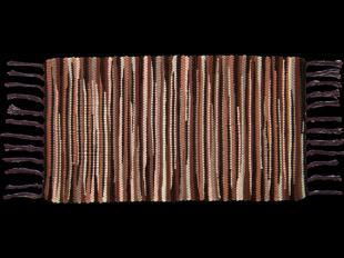 Teppich Alabama caramelbeige, 65x130 cm