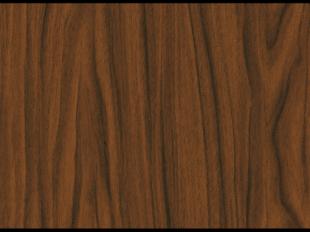 Selbstklebefolie Holz Nussbaum gold