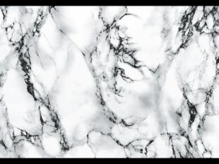 Klebefolie Marmor weiß, 45x200 cm