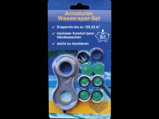 Armaturen Wassersparset