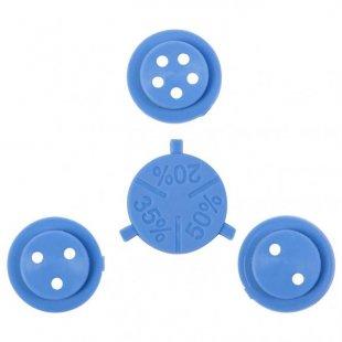 Wasserspar-Set für Handbrausen, 1/2´´, 3er-Set