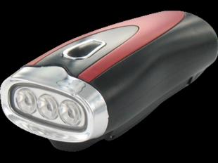 Taschenlampe TL 411 Rot