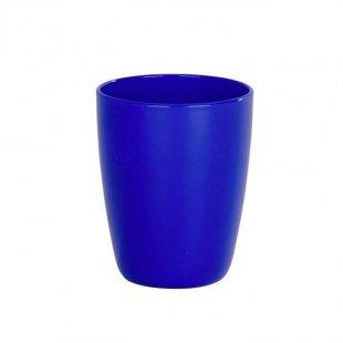 Zahnputzbecher Cocktail, blau