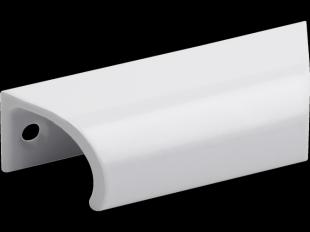 Möbelgriff, 70 mm, Aluminium