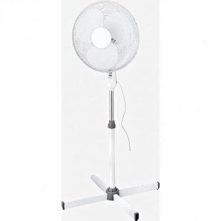 Standventilator 40 cm, weiß