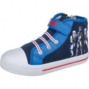 STAR WARS Kinder Sneakers blau Junge Gr. 31