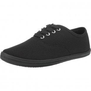Anna Field Seline-100 Sneakers Low schwarz Damen Gr. 37