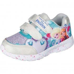 DISNEY DIE EISKÖNIGIN Kinder Sneakers weiß Mädchen Gr. 27