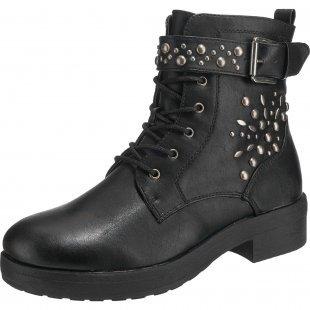 Taxi Shoes Stiefeletten schwarz Damen Gr. 39