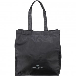 TOM TAILOR Handtasche schwarz Damen